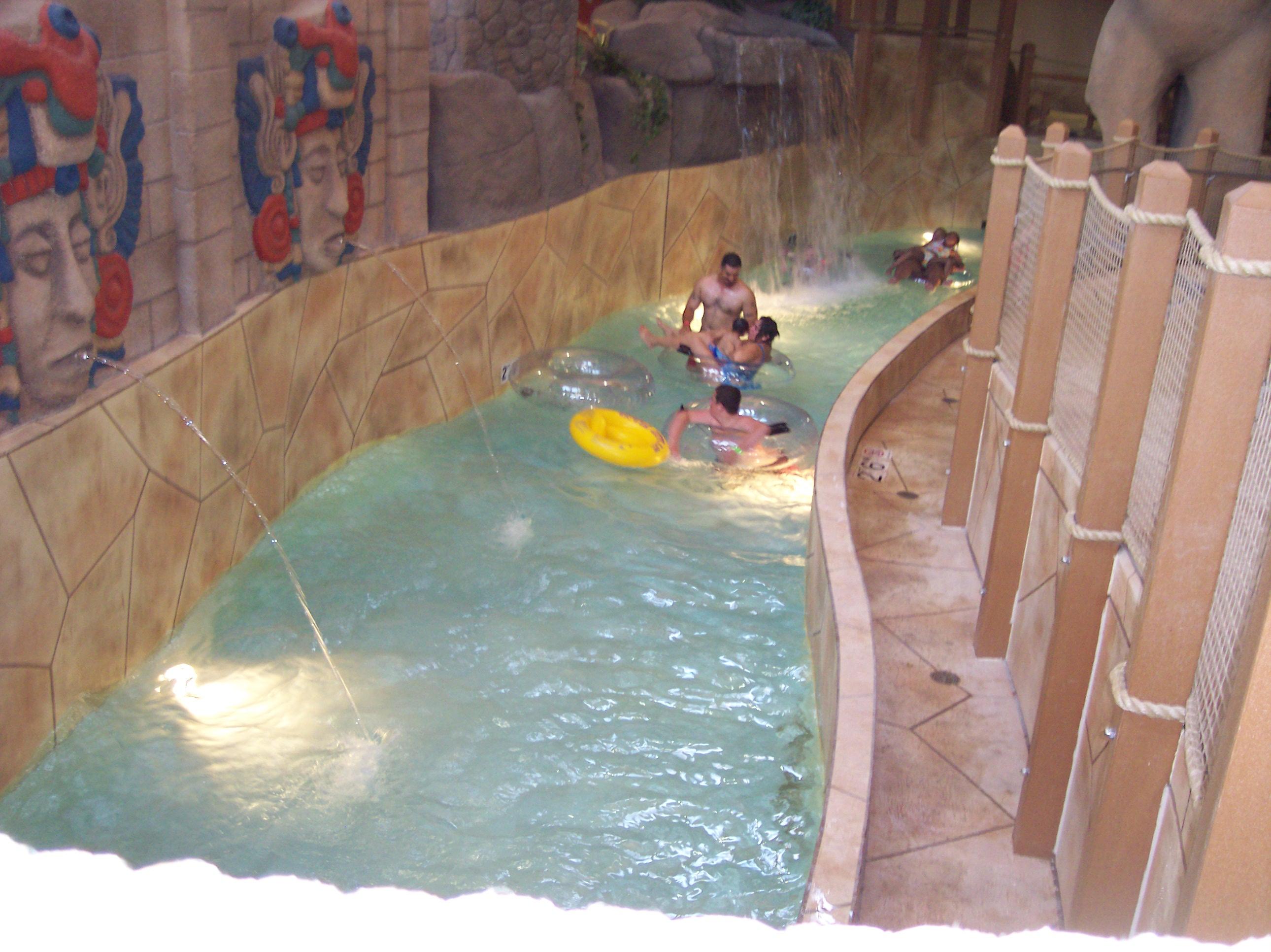 Wisconsin Dells Condo Water Park